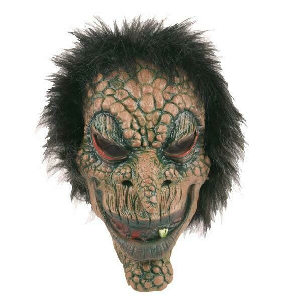 Masker Zombie boommonster creepy rubber latex Halloween
