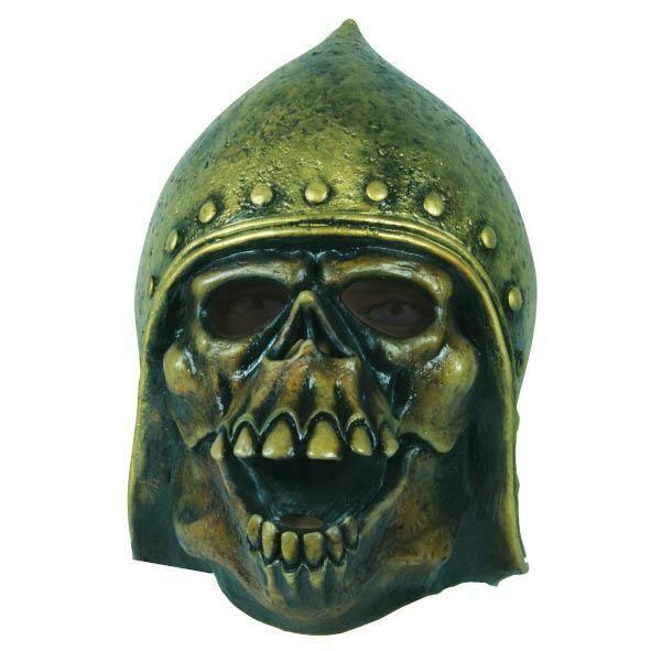 Masker Zombie soldaat  rubber latex Halloween