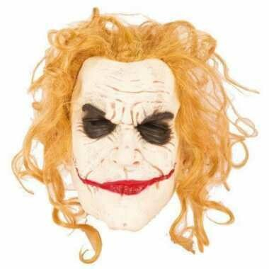 Masker The Joker van Batman rubber latex Halloween