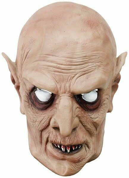 Masker Satan Lucifer Duivel rubber latex Halloween