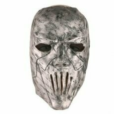 Masker Silence of the Lambs zilver rubber latex Halloween Film