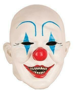 Masker scary Clown crimiclown rubber latex Halloween