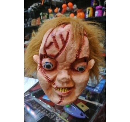 Masker Chucky rubber  Halloween