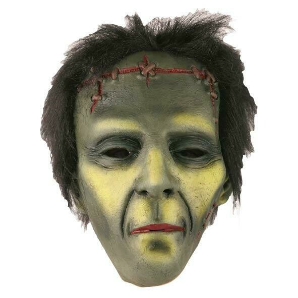 Masker Frankenstein rubber latex Halloween Film