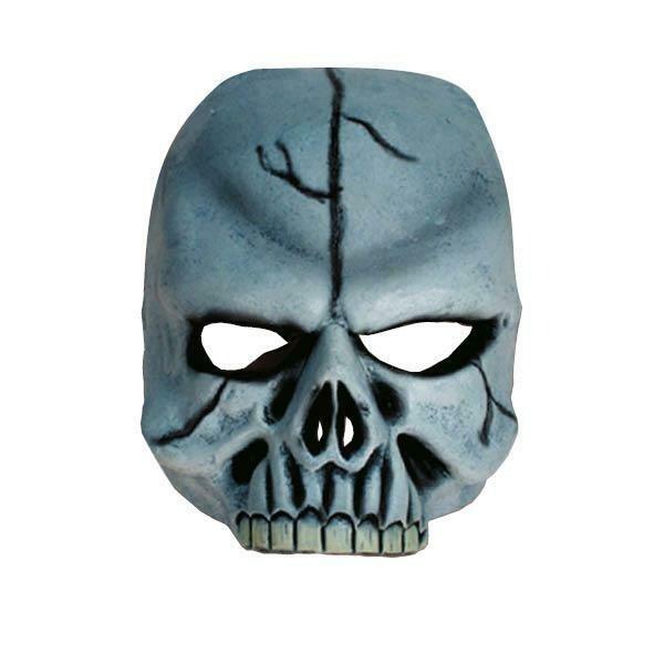 Masker skelet halfmasker rubber latex Halloween
