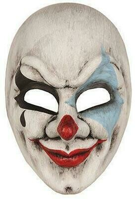 Masker Scary clown griezel hard masker crimiclown Halloween