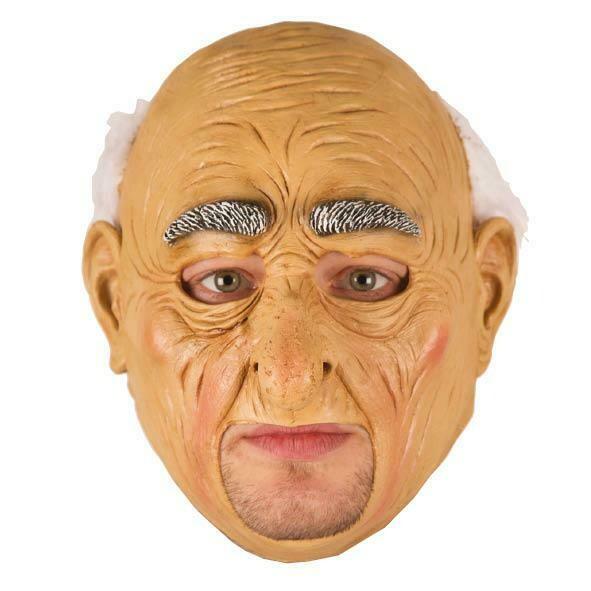 Masker man open mond rubber latex