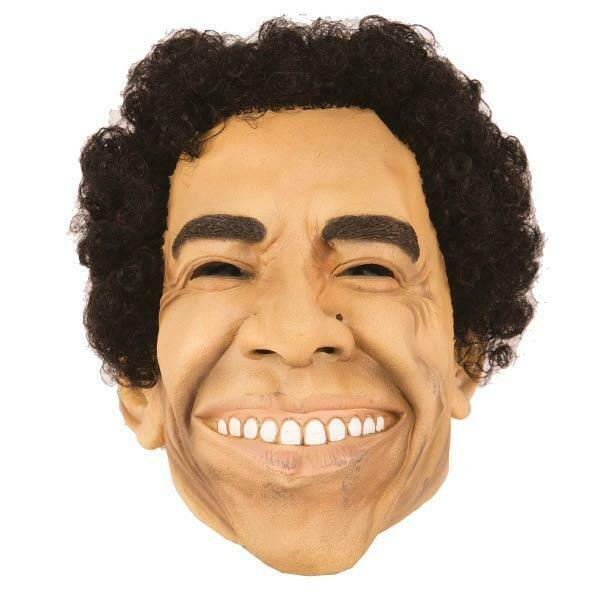 Masker Obama rubber latex