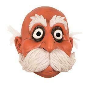 Masker professor Gobelijn rubber Latex