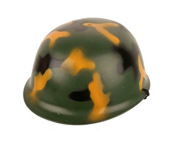 Helm leger Legerhelm hoed camouflage kind soldaat