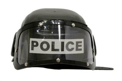Politie helm hoed kind