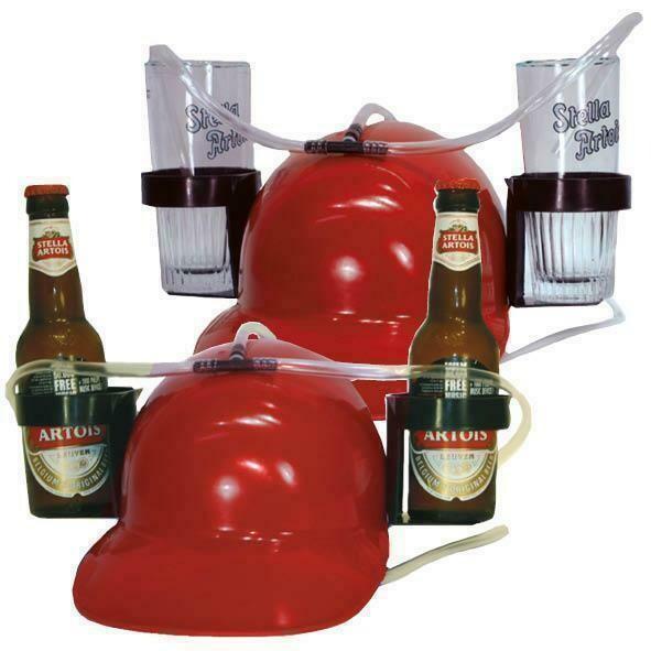 Bierhelm voor 2 dranken Bierhoed