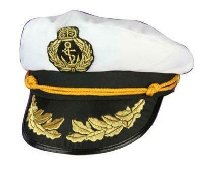 Pet Kapitein Kapiteinspet zeemanspet Kepie Navy Marine