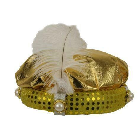 Hoed Sultan goud Prins