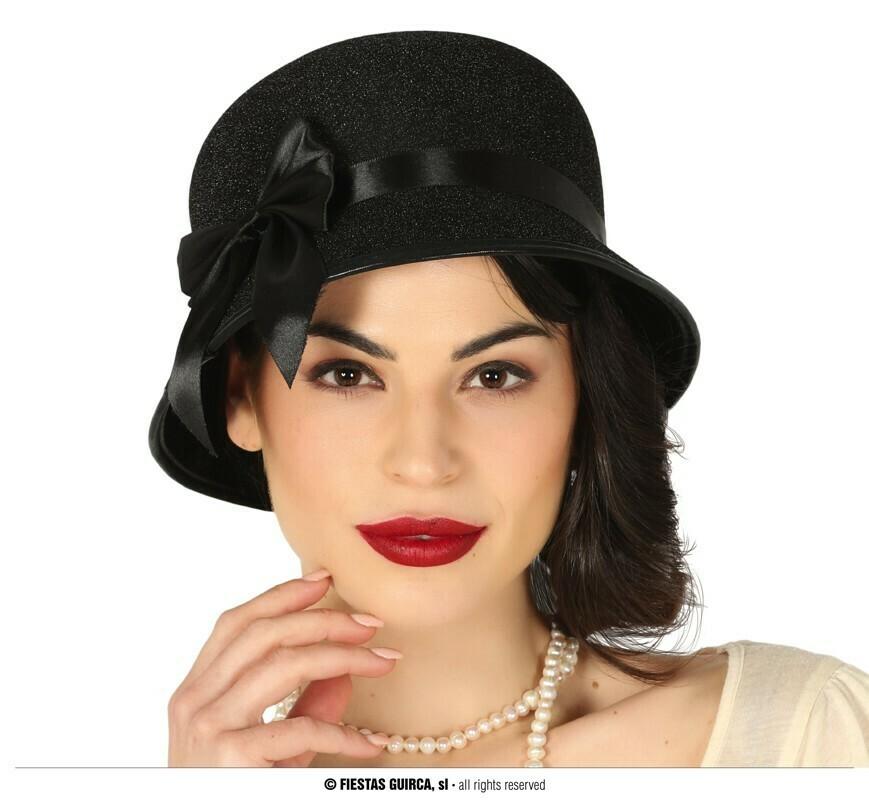 Hoed Charleston Twenties Anno 1920 Maffia Peaky Blinders