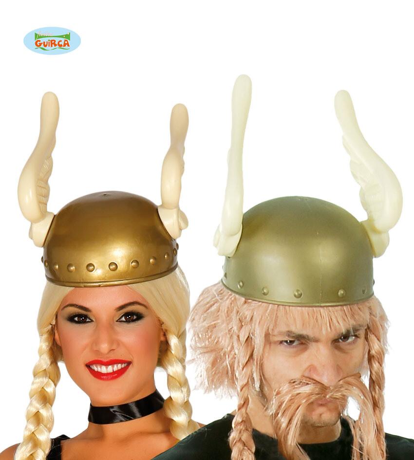 Helm Asterix met vleugels Stripfiguur