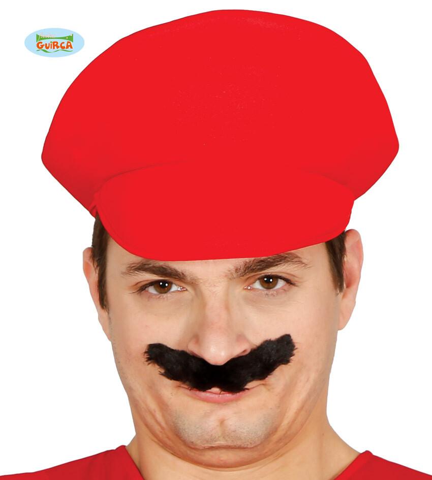 Mario Bros pet rood