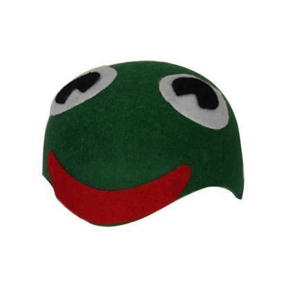 Hoed Kikker Kermit de Kikker hoedje