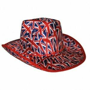 Hoed Verenigd Koninkrijk Cowboyhoed