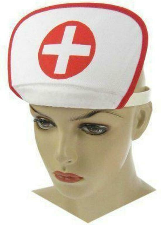 Verpleegster Diadeem stevig model !