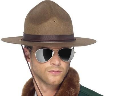Hoed Sheriff Bruin Texas Ranger