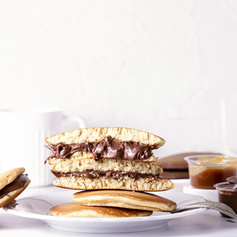 Vanilla Pancake