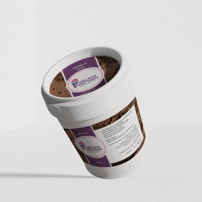 Gelato - Nutella icecream