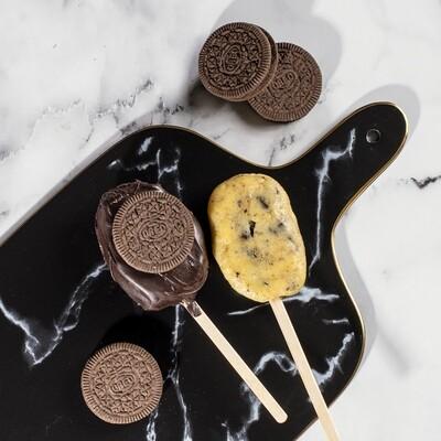 2 Oreo Cooksicles