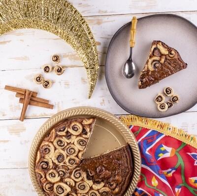 Cinnaroll Mousse Cake