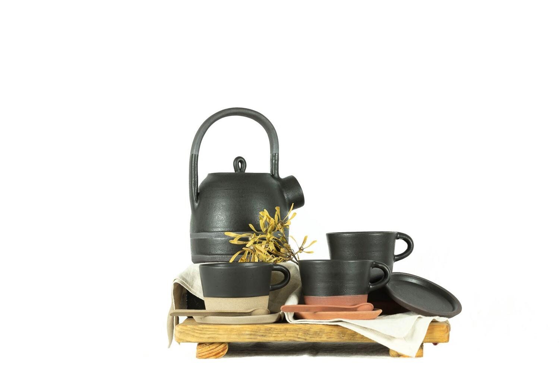 Cup - Tea - Cup + Saucer - Short