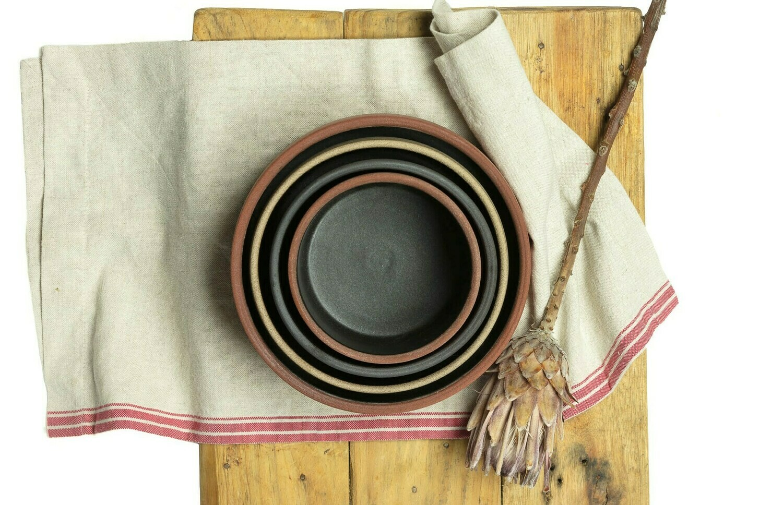 Set - Bowls - Straight Side ( 4 Bowls)