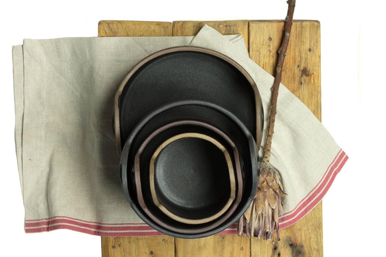 Set - Bowls - Top Handle (4 Bowls)