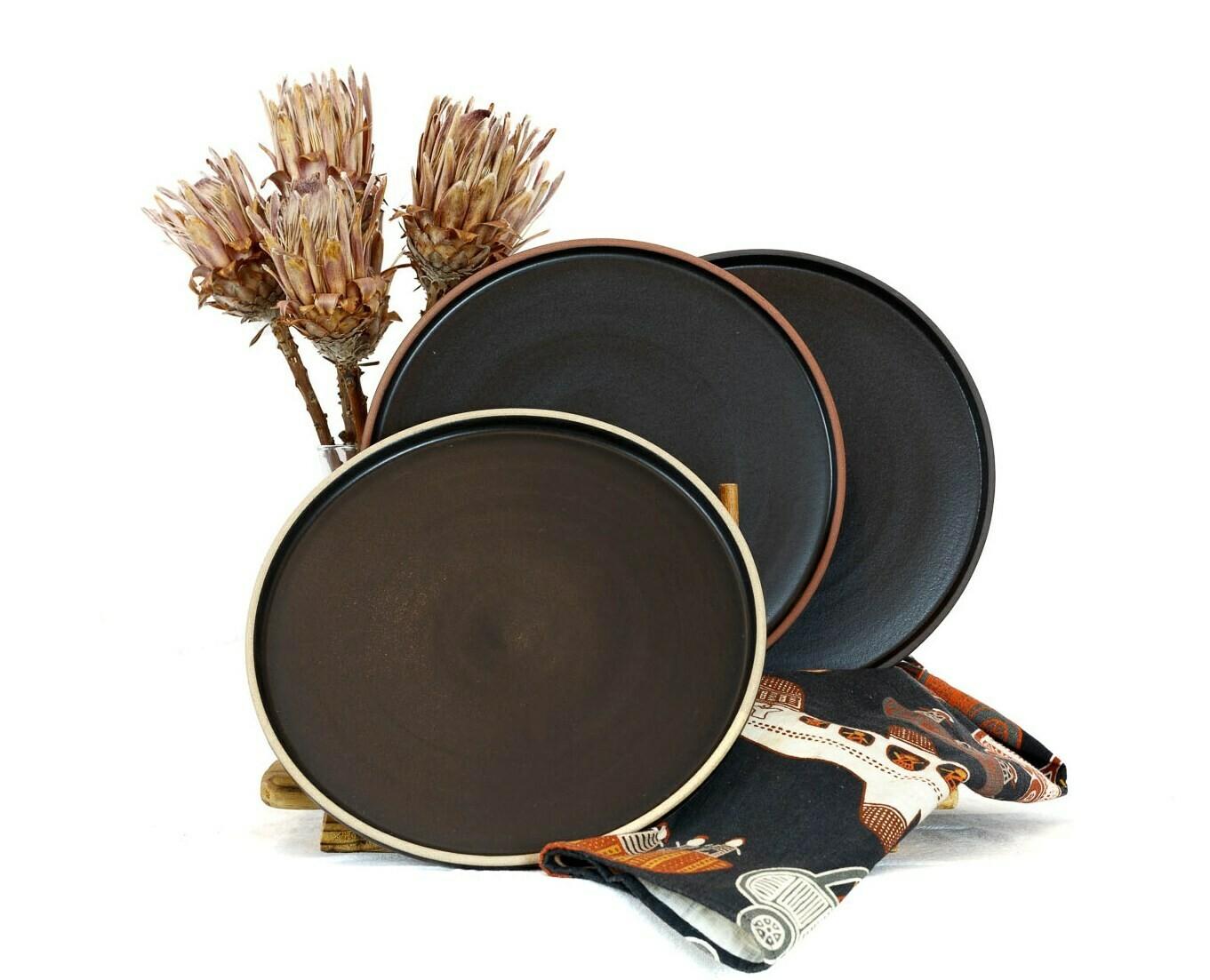 Crockery - Dinner Plate - Straight Edge