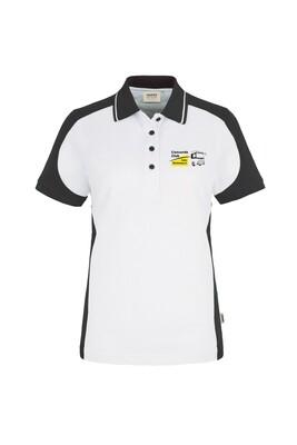 Nr.02a Poloshirt für die Dame mit CCBW Logo