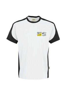 Nr.01b T-Shirt für den Herrn mit dem CCBW Logo