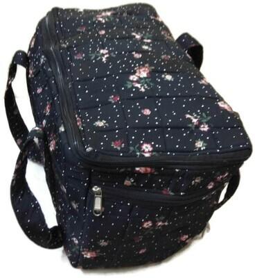 Handmade Cotton Fabric Travel Bag