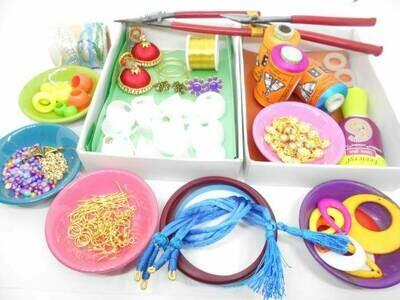 SILKTHREAD JEWELLERY MAKING KIT
