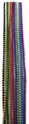 BALL CHAIN 15METRES OF 5 COLORS 3METERS EACH