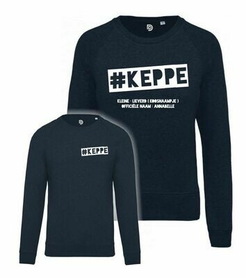Sweater #KEPPE