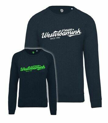 Sweater preuse Westvloamink