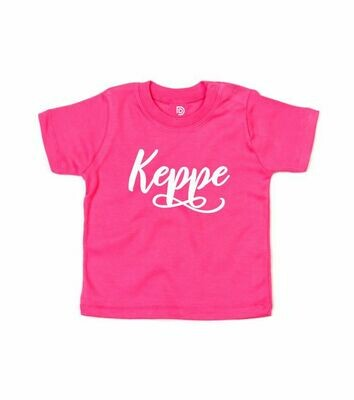 T-shirt 4 baby's Keppe