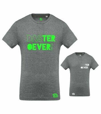 T-shirt 4 kids DAS-TER-OEVER!