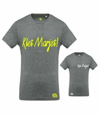 T-shirt 4 kids KLET MARJET!