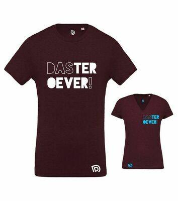 T-shirt DAS-TER-OVER!