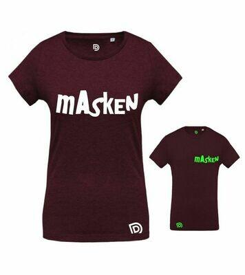 T-shirt MASKEN