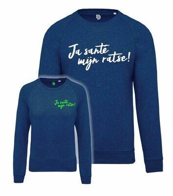 Sweater Ja santé mijn ratse !