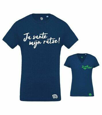T-shirt Ja santé mijn ratse !