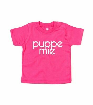 T-shirt 4 baby's PUPPEMIE