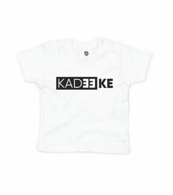 T-shirt 4 baby's KADEEKE