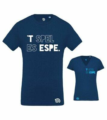 T-shirt 'T SPEL ES ESPE.